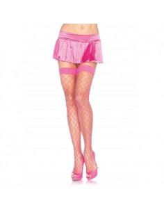 Samostoječe nogavice Leg Avenue 9014, roza